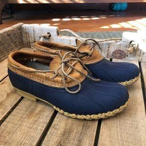 LL Bean short boots